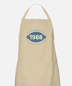 1988 Birth Year Birthday Apron