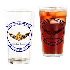 Shayetet 13 Drinking Glass