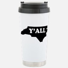 Funny Yall Travel Mug