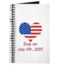 Due on the 4th of July Journal