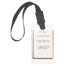 What Is Best In Life? Luggage Tag