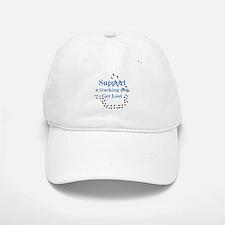 Support Tracking Baseball Baseball Cap