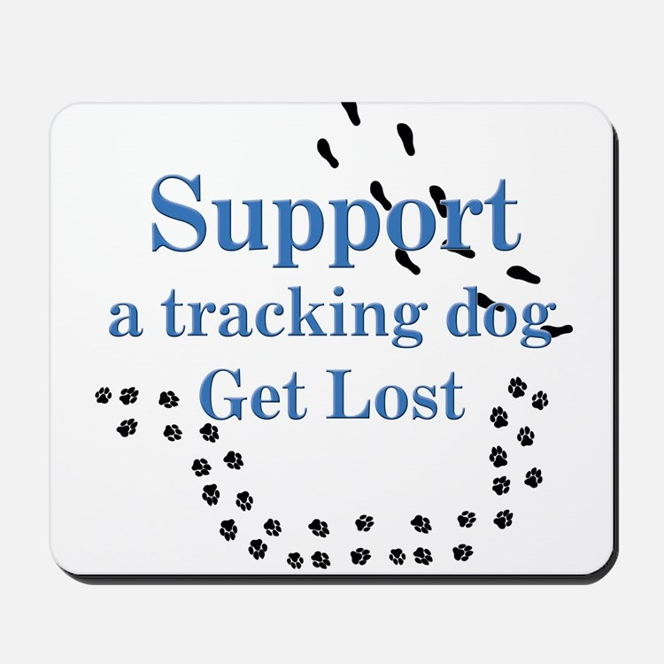 Support Tracking Mousepad