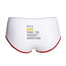 Its A Dance Thing Women's Boy Brief