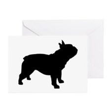 French Bulldog Greeting Cards (Pk of 10)