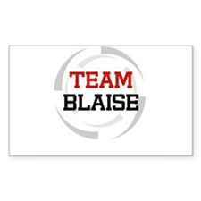 Blaise Rectangle Decal