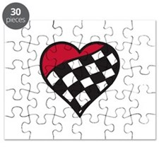 Racing Heart Puzzle