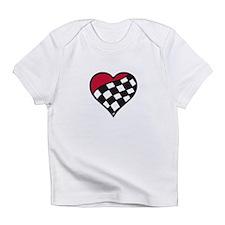 Racing Heart Infant T-Shirt