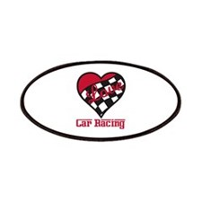 Car Racing Patches