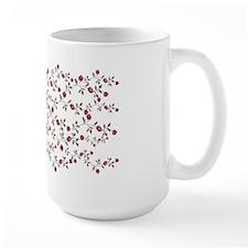 Roses & Ribbons Mug