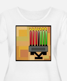 kwanzaa Plus Size T-Shirt
