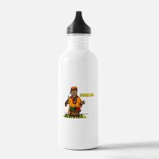 Umoja Man lighting the Kinara.png Water Bottle