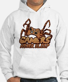 Gamers never sleep Jumper Hoody