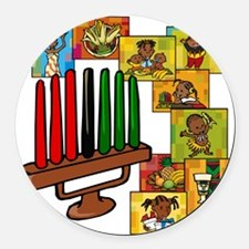 Celebrate Kwanzaa Together collage.png Round Car M