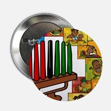 """Celebrate Kwanzaa Together collage.png 2.25"""" Butto"""