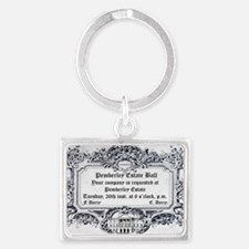 Pemberley Estate Ball Keychains