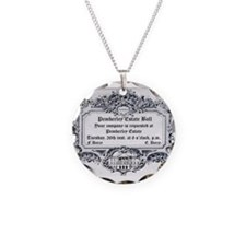 Pemberley Estate Ball Necklace