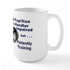 Papillon Agility Mug