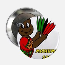 Mishumaa Saba man holding red green and black cand