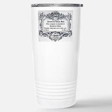 Pemberley Estate Ball Travel Mug