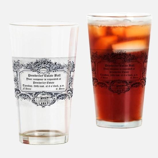 Pemberley Estate Ball Drinking Glass
