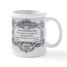 Pemberley Estate Ball Mugs