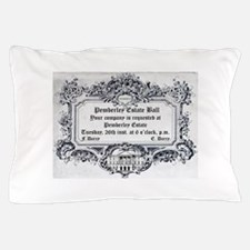 Pemberley Estate Ball Pillow Case