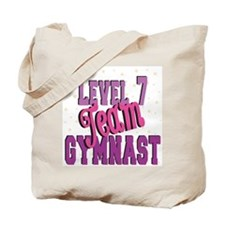 Level 7 Team Gymnast Tote Bag