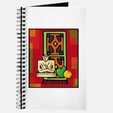 Celebrate Kwanzaa Mkeka.png Journal