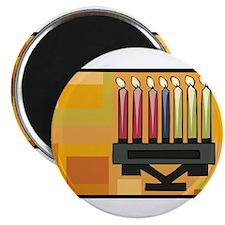 Kwanzaa Kinara simple.png Magnets