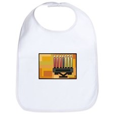 Kwanzaa Kinara simple.png Bib