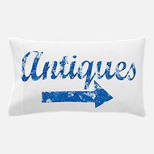 vintage antiques Pillow Case