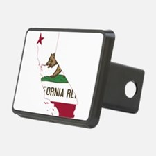 CALIFORNIA FLAG and STATE Hitch Cover