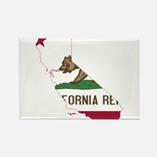 CALIFORNIA FLAG and STATE Magnets