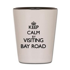 Cute Road bay Shot Glass