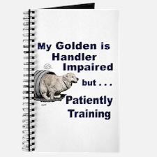 Golden Retriever Agility Journal