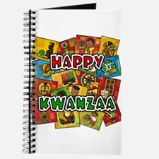 Happy Kwanzaa Collage.png Journal