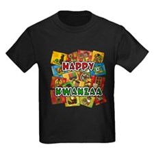 Happy Kwanzaa Collage.png T-Shirt