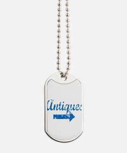 vintage antiques Dog Tags