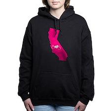 CALIFORNIA 805 [2] Women's Hooded Sweatshirt