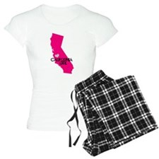 CALIFORNIA GIRL w HEART [4] Pajamas