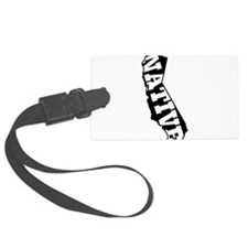 CALIFORNIA NATIVE Luggage Tag