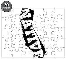 CALIFORNIA NATIVE Puzzle