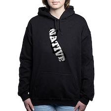 CALIFORNIA NATIVE Women's Hooded Sweatshirt