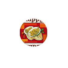 Corn Baskets for Happy Kwanzaa.png Mini Button (10