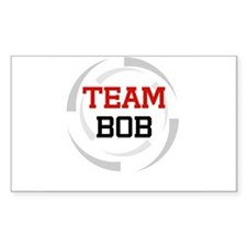 Bob Rectangle Decal