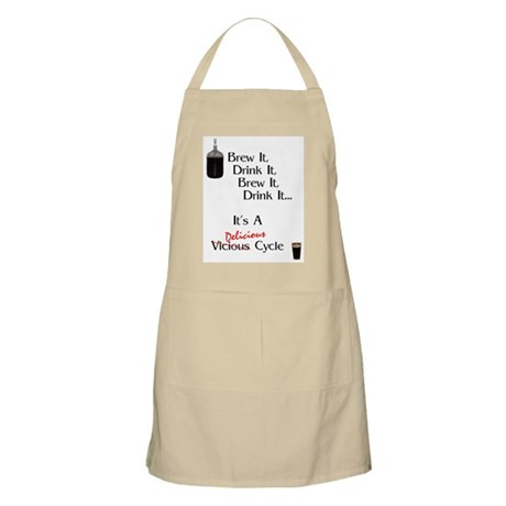 Delicious Cycle Brewing Apron