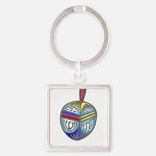 Dreidel colorful Keychains