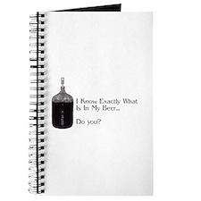 Brewing Journal