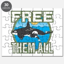 Free Them All(Whales) Puzzle